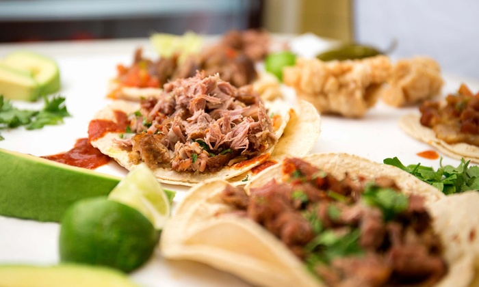Paco's Mexican Restaurant - Woodland: $13 for $20 Worth of Mexican Food for Lunch or Dinner at Paco's Mexican Restaurant