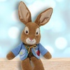 Gund for Nickelodeon Peter Rabbit Teach Me Plush Toy