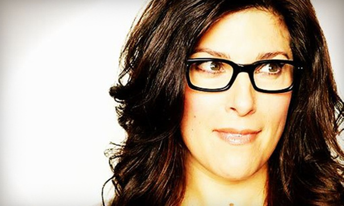 "Rebecca Corry: ""I Say Things About Things And Stuff"" - Woodlands Tavern: VIP Package to Rebecca Corry Comedy Show at Woodlands Tavern on Saturday, July 20, at 8 p.m. (Up to 53% Off)"