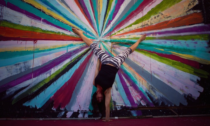 Balance Yoga Barre - Balance Yoga Barre: $35 for One Month of Hot Yoga, Hot Pilates, and Barre Classes at Balance Yoga Barre ($110 Value)