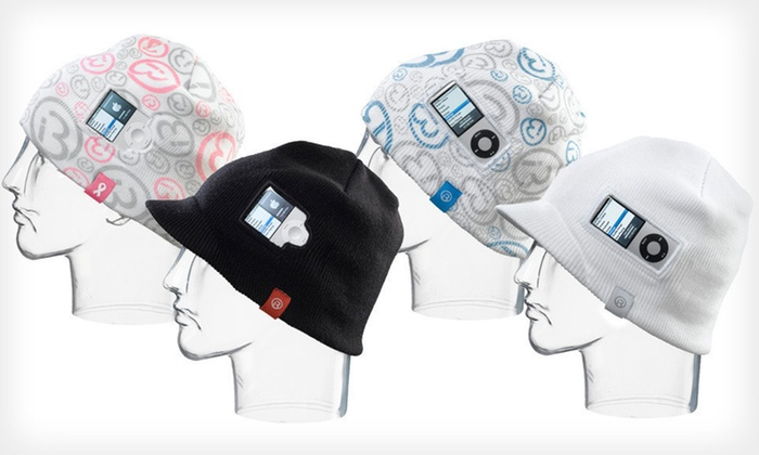 i360 iPod Headphone Beanie: $7 for an i360 iPod Headphone Beanie ($29.95 List Price). Multiple Styles Available. Free Returns.