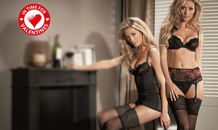 Pabo: £19 for £45 to Spend on Lingerie and Valentines Gifts at Pabo.com (Up to 58% Off)