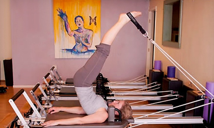 Archer Pilates & Wellness - Westchester: Three or Six Pilates Classes at Archer Pilates & Wellness (Up to 68% Off)