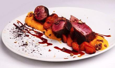Menu « Voyage culinaire » en 5 services pour 2 personnes à 69,90 € au lieu de 110 € au Restaurant Galia, 14e