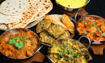 Indian Dinner for 2 or 4 or Three Groupons, Each Good for $10 Worth of Indian Food at Nandhini (Up to 50% Off)