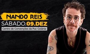 Oceania: Show de Nando Reis (Turnê Jardim-Pomar) – Avenida Engler, 507: 1 ou 2 ingressos para dia 09/12, às 21h