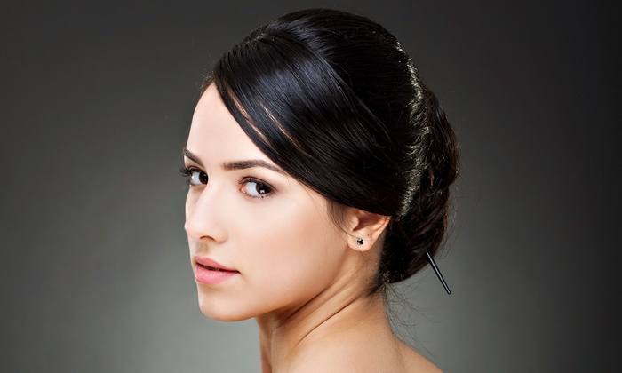 The Arch - Transit Village: Two Eyebrow-Shaping Sessions with Optional Tinting from The Arch at Wish a Salon (Half Off)