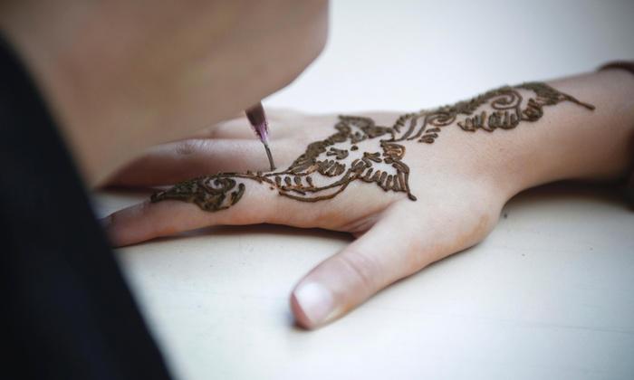 World Henna - Fieldstream: $10 Off Purchase of Henna Hand Tattoo at World Henna