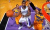 Sacramento Kings - Sleep Train Arena: Sacramento Kings Game for One on April 7 or 10 at Sleep Train Arena (Up to 54% Off). Two Seating Options Available.
