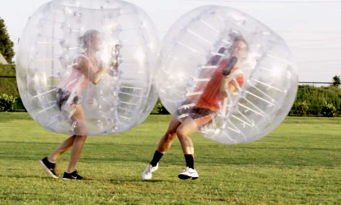 KnockerBall - Napa / Sonoma: $245 for Eight KnockerBall Rentals for 4 vs. 4 Game for Up to 16 People from KnockerBall ($350 Value)
