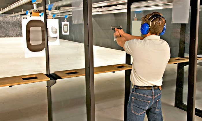 Park City Gun Club - Coalville: Range Package for One or Four at Park City Gun Club (Up to 50%Off)
