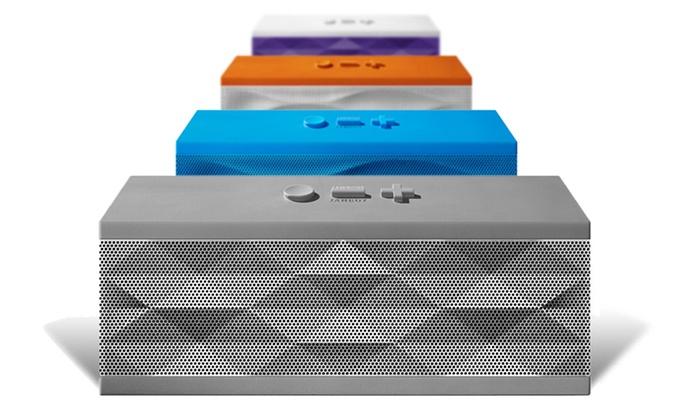 Jawbone JAMBOX Wireless Bluetooth Speaker: Jawbone JAMBOX Wireless Bluetooth Speaker with Mic