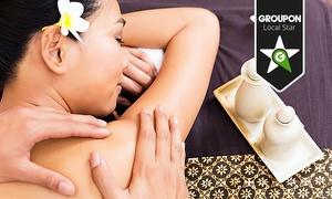 Akanes Bio Body Care: 60 Min. japanische Ganzkörpermassage inkl. Tee bei akane's wellness massagen für 55 €