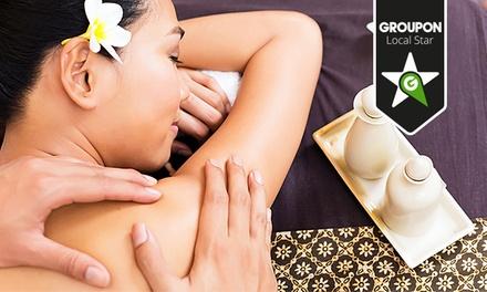 60 Min. japanische Ganzkörpermassage inkl. Tee oder Prosecco bei akane's wellness massagen für 55 €