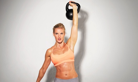 Two Weeks or One Month of Women's Modified CrossFit Classes at CrossFit APx (Up to 65% Off)