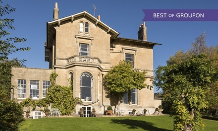 Bath: 1 or 2 Nights for Two with Breakfast at the 5* Apsley House