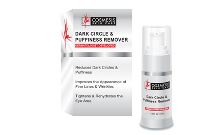 Cosmesis Skincare Dark Circle and Puffiness Remover; 0.5 Oz.