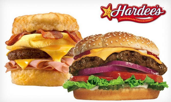 Hardee's - Ocala: $5 for $10 Worth of Sandwiches and Frozen Treats at Hardee's
