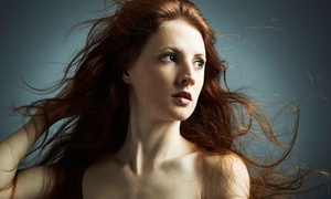 Striking Poses: 60- or 30-Minute In-Studio Photo Shoot with Digital Images from Striking Poses (Up to 61% Off)