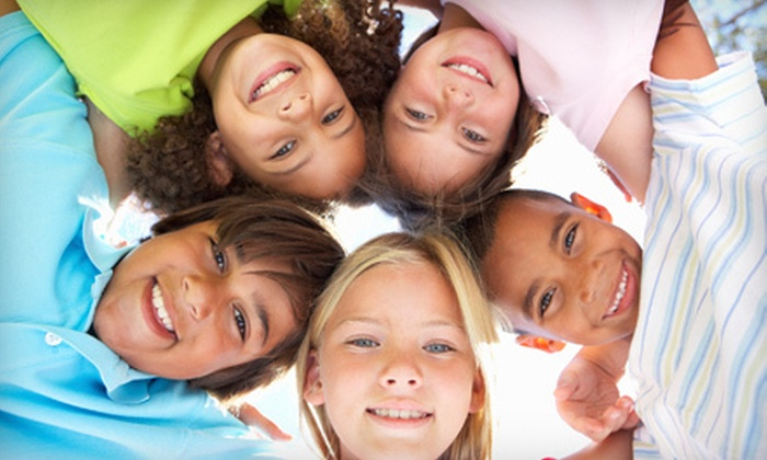 DeCarolis Dental Associates - Franklin: $49 for One Child's Teeth Cleaning and Fluoride Treatment at DeCarolis Dental Associates in Bingham Farms ($310 Value)