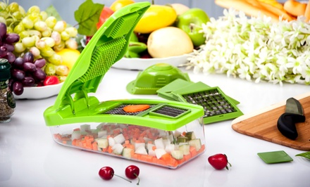 Multipurpose Fruit and Vegetable Chopper. Free Returns.