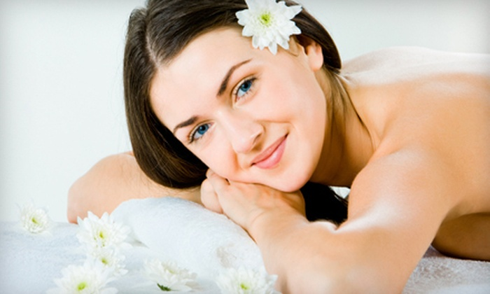 Avalon Spa - Nashua: $99 for a Spa Package with Signature Facial, Custom Massage, and Manicure or Pedicure at Avalon Spa (Up to $205 Value)