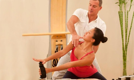 5 or 10 Gyrotonic Tower Exercise Classes at Body Evolutions (Up to 63% Off)