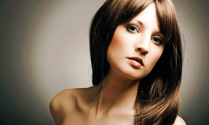 Ana Rocha at JENNY PALMA Beauty & Body Care - Wychwood: Haircut, Scalp Treatment, or Keratin Treatment Packages from Ana Rocha at JENNY PALMA Beauty & Body Care (Up to 72% Off)
