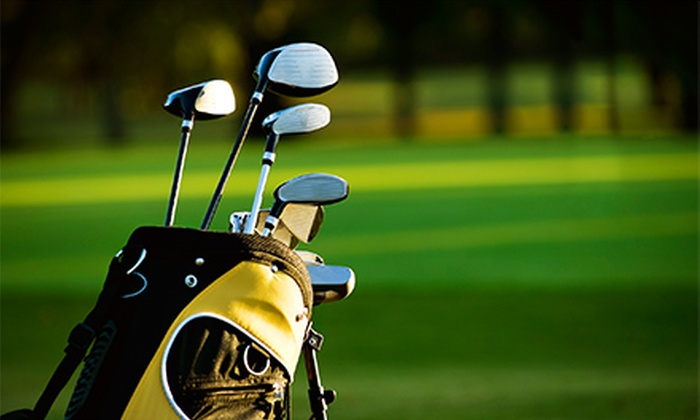 Huron Hills Golf Course - Allen North: 18-Hole Round of Golf for Two or Four Including Cart Rental and Lunch at Huron Hills Golf Course (Up to 56% Off)