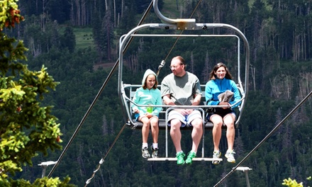 Summer Scenic Chairlift Ride for Two or Four at Arizona Snowbowl (Up to 41% Off)