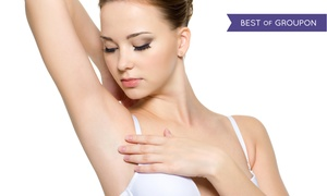 Medspa at The Women's Centre for Excellence: Laser Hair Removal at Medspa at The Women's Centre for Excellence (Up to 91% Off). Four Options Available.