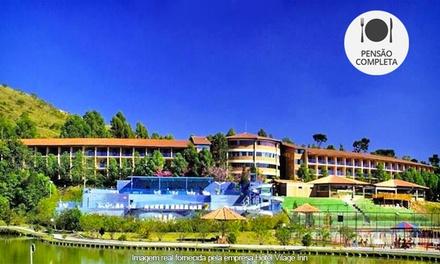 Poços de Caldas/MG: 2, 3 ou 4 noites para 2 no Hotel Vilage Inn