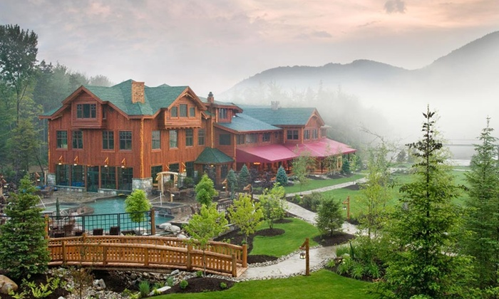 Whiteface Lodge - Lake Placid, New York: Stay at Whiteface Lodge in Lake Placid, NY, with Dates into June