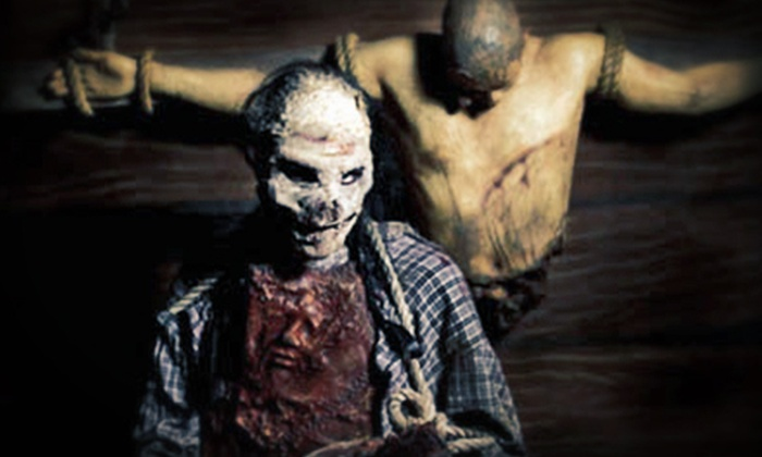 Shocktoberfest - Sinking Spring: All-Access and RIP Passes for Two or Four at Shocktoberfest Scream Park (Up to 55% Off)