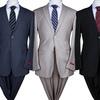 Eleganza Men's 2pc Suits