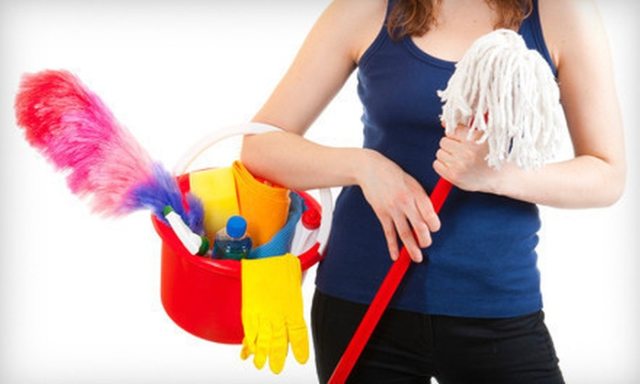 Point Maid - Houston: One, Two, or Three Two-Hour Housecleaning Sessions from Point Maid (Up to 60% Off)