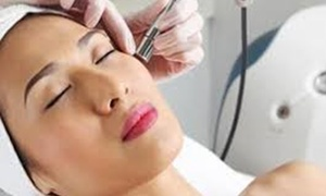 LADY DAIVA SKIN CARE: $49 for $115 Worth of Microdermabrasion — Lady Daiva Skin Care