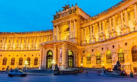 ✈Viena y Budapest: 5 noches para 1 en habitación doble con vuelo de I/V desde Madrid o Barcelona y tren