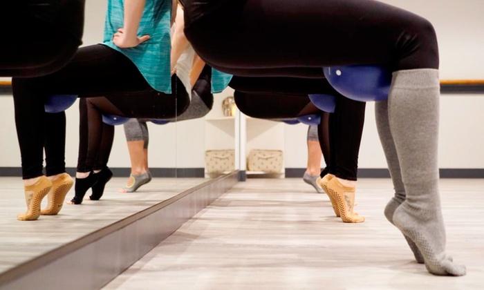 Barre & Beats Fitness Studio - Barre & Beats Fitness Studio: 5 or 10 Barre, Yoga, or HIIT Classes at Barre & Beats Fitness Studio (Up to 56% Off)