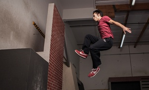 Revolution Parkour Gresham: $35 for Four Beginner Drop-In Classes at Revolution Parkour Gresham ($60 Value)