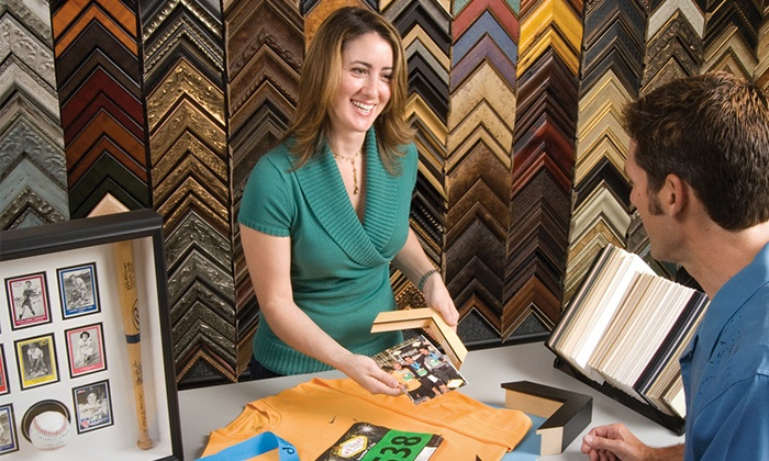 FastFrame - Simi Valley: Custom Framing at FastFrame (Up to 61% Off)
