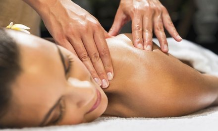 One-Hour Full-Body Massage