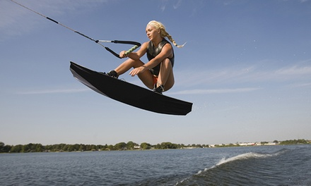 Wakeboarding: Introductory Session from £19.50 at Liquid Leisure