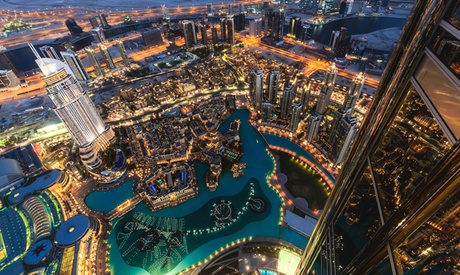 7-Day Vacation in Dubai w/ Air from Gate 1 Travel. Price per Person Based on Double Occupancy (Buy 1 Voucher/Person). 29c8d3fc-5351-455f-bd69-8cbec9012e27
