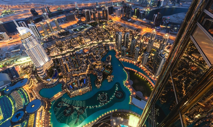 7-Day Dubai Vacation with Hotel and Airfare from Gate 1 Travel
