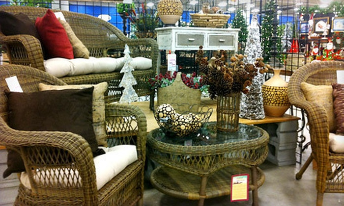 Carolina Pottery - Knoxville: $15 for $30 Worth of Home Decor at Carolina Pottery in Knoxville