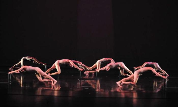 "Nikolais Dance Theatre: ""ILLUSIONS"" - Capitol Theatre: Nikolais Dance Theatre: ""ILLUSIONS"" on Friday, January 29, or Saturday, January 30, at 7:30 p.m."