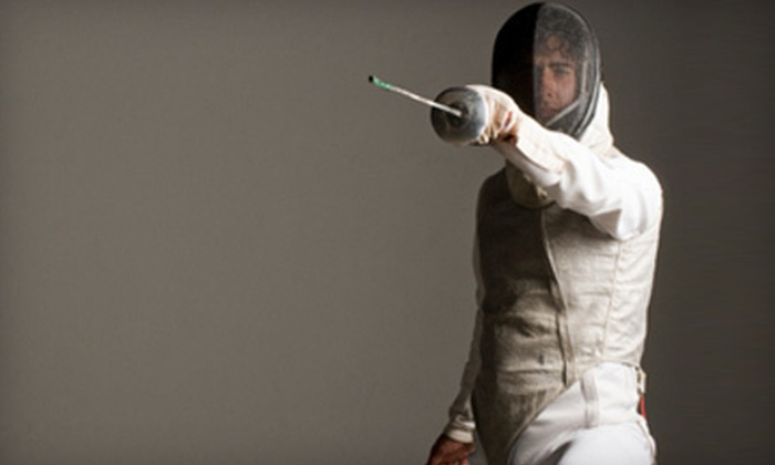 Rhode Island Fencing Academy & Club - East Providence: $49 for Six-Week Beginner Fencing Class at Rhode Island Fencing Academy & Club in East Providence ($125 Value)