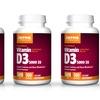 Vitamin D3 Supplement (3-Pack)