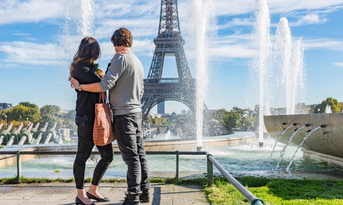 Circuito vacanze in paris 13e arrondissement le de for Volo e soggiorno a parigi